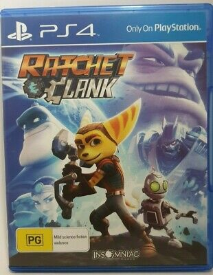 Ratchet & Clank (Sony PlayStation 4 PS4) Complete