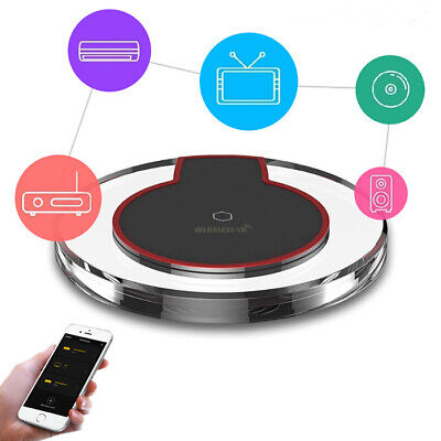 Household WiFi-IR Infrared 2.4Ghz Universal Remote Control Hub APP&Voice Control