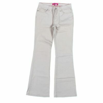 Glo Girls  Pants size JR 5,  beige,  cotton, spandex