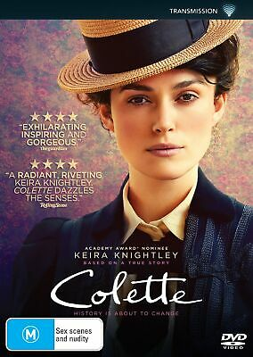 Colette DVD Region 4 NEW