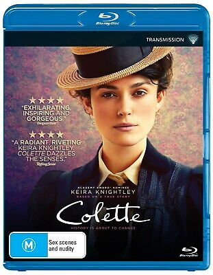 Colette Blu-ray Region B NEW