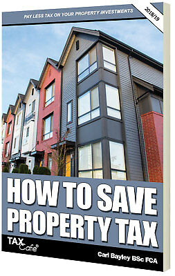 Taxcafe Property Tax Book - How to Save Property Tax 2018/19