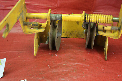 CUB CADET 1440 Mower Tractor Deck Front Hanger Mule Drive Assembly 703-2064
