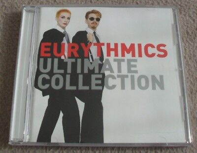 Eurythmics - Ultimate Collection (2005) Cd