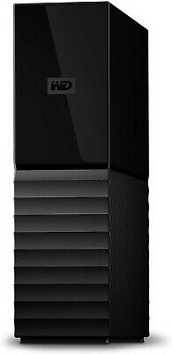 "Brand New WD My Book 10TB 3.5"" USB 3.0 Storage External HDD FREE SHIPPING"