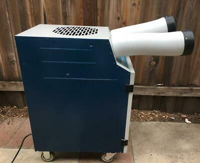 KWIKOOL portable cooling system air conditioner KPAC 1411-2 BTU 13700