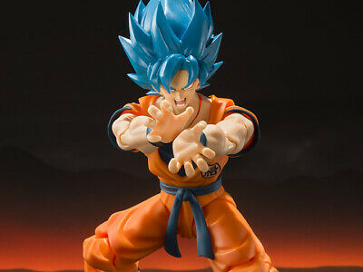 Dragon Ball Super S.H.Figuarts Super Saiyan God Super Saiyan Goku Blue PRE-ORDER