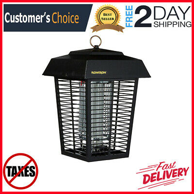 40w Electronic Bug Insect Killer Outdoor Mosquito Trap Lamp 1/2 Acre Coverage