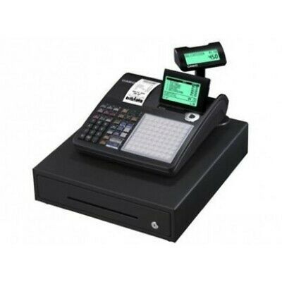 Casio SE-C450 Single Roll Cash Register with Multiline Display