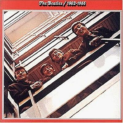 THE BEATLES --- 1962 - 1966 (Red / Rotes Album) (Dig. Rem. Do. - CD / Fat Box)