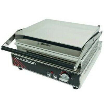 Woodson W.CT6 Contact Toaster 4-6 Slice Capacity