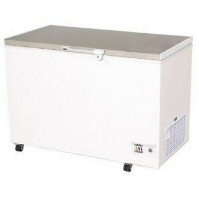 Bromic Stainless Steel Flat Top Chest Freezer