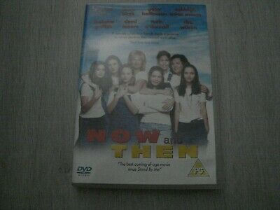 ( Now And Then )  - Classic Dvd - Christina Ricci & Thora Birch & Demi Moore