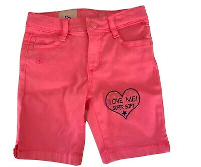 Celebrity Pink Girls 2T Bright Pink Neon Pants (Brand New With Tags)