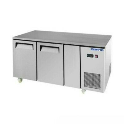 F.E.D. 2 Door Work Bench Freezer GTF2100B