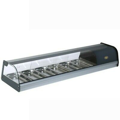 ROLLER GRILL TPR60 Refrigerated Counter Tapas Display