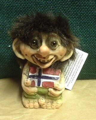 Troll 093 Nyform Secot Originale Fata Fatine Ny Form Norvegia Norway