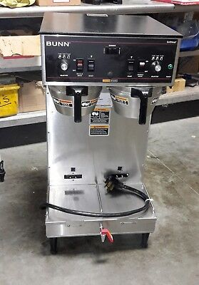 Used Bunn 27900.0001 Coffee Brewer for Satellites