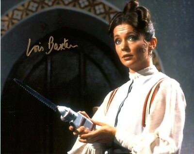 Signed Photo The Androids of Tara Doctor Who Autograph LOIS BAXTER