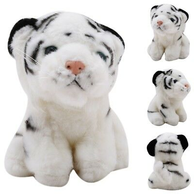 Vivid Plush Tigers Cub King Of Animals Stuffed Toys Baby Gifts Home Decor Hot