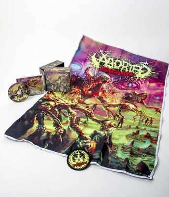 Aborted - Terrorvision (Deluxe Edition) NEW CD