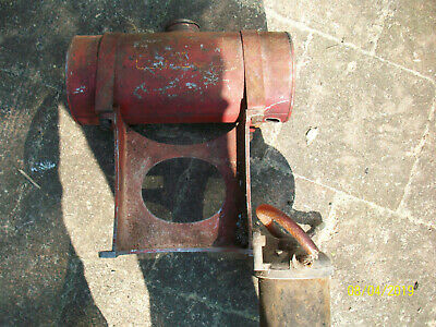Stationary Engine Fuel Tank + Bracket+ Filter Lister ?petter? Mystery Tank