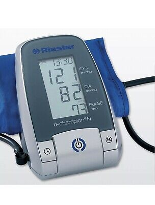 Riester Digital Blood Pressure MonitorRi-Champion