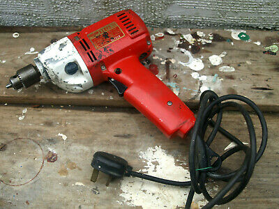 Stanley X423 Electric Drill  Vintage
