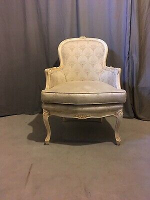 French Provincial Bergere Chair