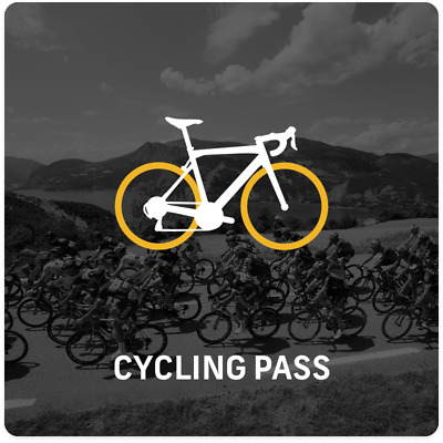NBC Sports Gold Cycling Pass 1 Year Warranty