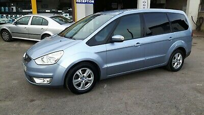 2008 Ford Galaxy 2.0 Diesel Full Service History And Mot Well Maintained