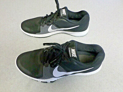 42e910e340a7 NIKE FLEX CONTROL 2 Men s Running Shoes Gray Athletic Sneakers ...