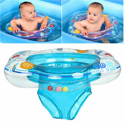 Floats Seat Sport Toddler Safety Pool Inflatable Aid Durable Toy Swimming Rings