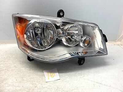 08 Town And Country Headlight Bulb