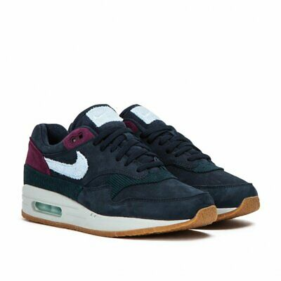 finest selection c892e 8fe5c Nike Air Max 1 Crepe CD7861 400 US 9 EU 42.5 OG BW