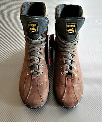 DUCATI SCRAMBLER CROSS Country Technical Motorcycle Boots