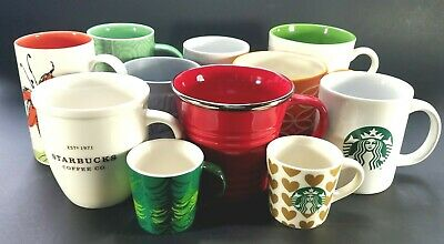 Starbucks Coffee MUGS, Choose from Different Styles
