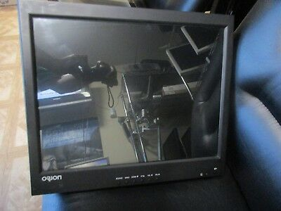 20 inch Orion 20RTH CCTV Monitor