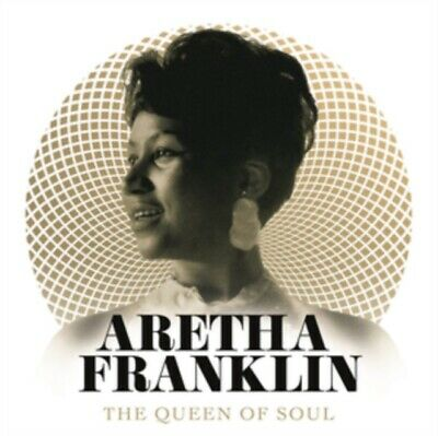 Aretha Franklin - The Queen Of Soul NEW CD