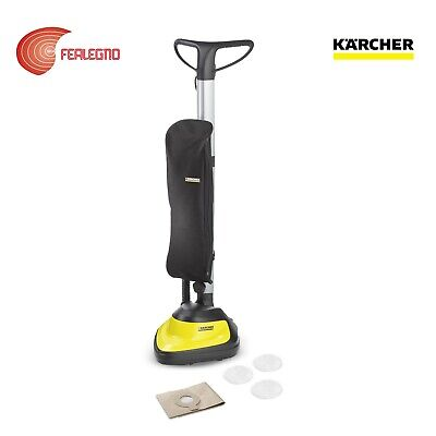 Polisher Broom for Flooring Stone Parquet Laminate PVC Art.fp303 Karcher