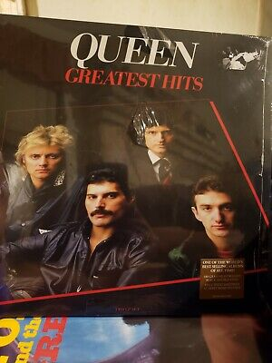 b76da00bb QUEEN Greatest Hits 180g 2LP Half Speed Mastered gatefold New Sealed Vinyl  2 LP