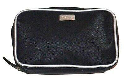 Air Europa Amenity Kit Pouch Small Travel Bag Toiletry Europe Airlines Black