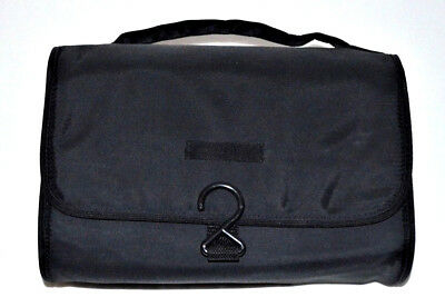 The Body Shop Hanging Bag Travel Toiletry Carry On Organizer Shave Cosmetic