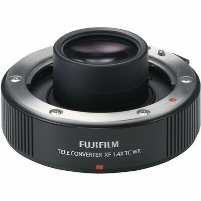 Fujifilm XF 1.4x TC WR X Mount Teleconverter for XF 50-140mm and 100-400mm Lens