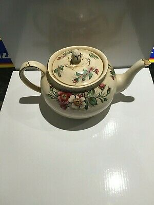 Antique/Vintage Toast Rack and Tea Pot 100 years old
