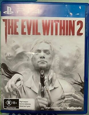 The Evil Within 2 Sony PS4