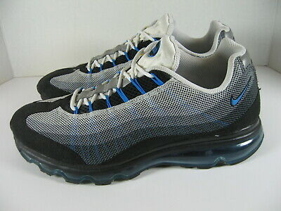 the latest c65dd ba30e Nike Air Max 95 Size 10 US Dynamic Flywire Authentic Men s Sneakers 554715 -040