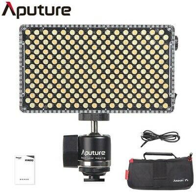 Aputure Amaran AL-F7 256 LED Bi-Color 3200-9500K Dimmable Led Video Light CRI95+