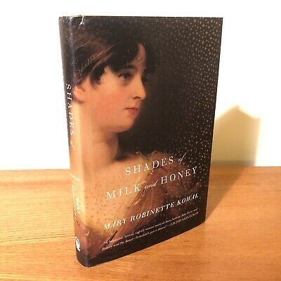 SIGNED Shades of Milk and Honey by Mary Robinette Kowal (2010 Hardcover 1st VG+)