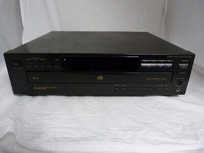 Sony CD player CDP-C335 - 5disc ex-change system
